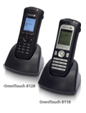 OmniTouch™ 8118/8128 wireless LAN (WLAN) handsets